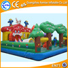 Giant inflatable jumping castle funny Inflatable indoor playground jungle inflatable fun city for party event