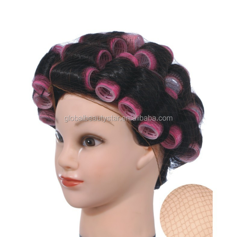 Hot Sale Hair Net For Hairdressing And Beauty Articles :THS-07339