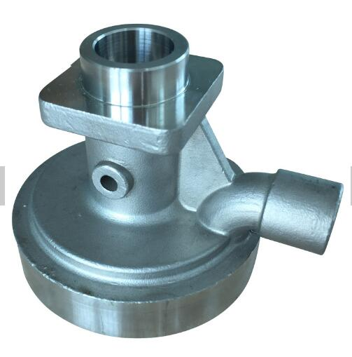 China Factory Customized Sand Casting Grey Iron Parts Cast And Spheroidal Graphite Cast Iron