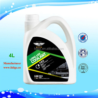 Waterless racing engine coolant