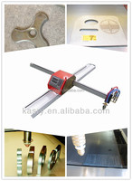 China Firm cheap portable cnc flame/plasma cutting machine