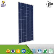 Roof Professional Solar Panel 1KW 5KW 230W Solar Panel Price In India For System