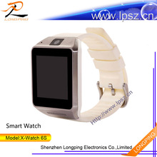 "Wholesale 1.54"" touch screen smart bluetooth watch for android windows"
