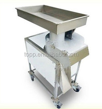 Pop High Capacity Roots Fruit Vegetable Big Cube Cutting Machine