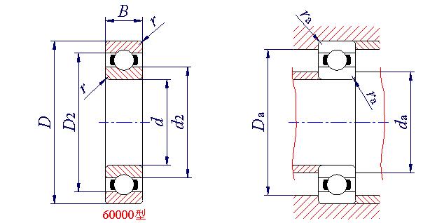 China cheap price nsk bearing cross reference deep groove for Motor bearing cross reference