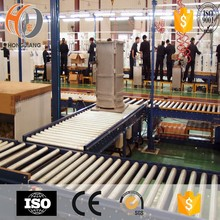 heavy duty roller conveyor system production line equipment