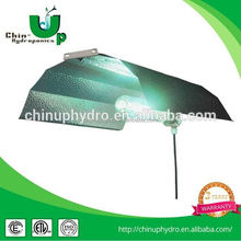hydroponics grow light wing reflector/ adjustable wing grow light reflector/ hid lamp aluminium grow light reflector