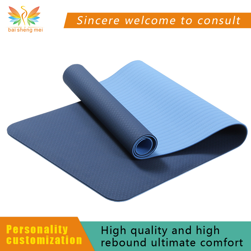 J-so 002 Luxury Yoga Mat.Natural Rubber,Pro Yoga Mat.Eco Friendly.No Mat Towel