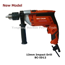 new model with big power 220v 13mm impact <strong>drill</strong>