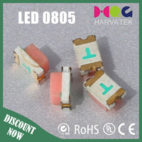 More Colours Available RED SMD Flat Top Diode led