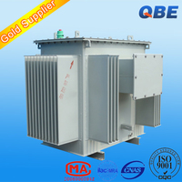 S11 oil immersed type 3 phase step down step up transformer 11kv