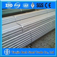 ASTM A 500 pre galvanized square pipe,chinese trading companies export to Africa