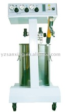powder coating unit