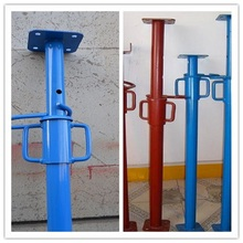 construction scaffolding metal props