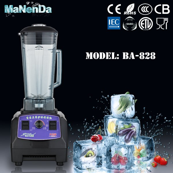 2017 Modern Design different color Multifunction Commercial Smoothie Maker