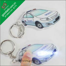 Guangzhou 2015 Various promotional gifts handmade soft pvc led keychain