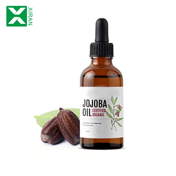 Private Label Guangzhou Wholesale Jojoba Seed Oil Refined Jojoba Oil For Hair And Skin