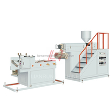 LR-500 Full automatic single extrusion stretch film making machine in wenzhou