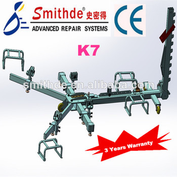 Yantai Smithde K7 cheap high quality mini used auto frame machine ...