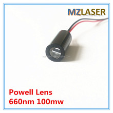 Powell Lens Laser Module for industrial-grade high-precision scanning