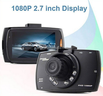 Car DVR Vehicle Camcorder Video Recorder Novatek 96650 Chipset G30 G90 G-sensor Motion Detection WDR