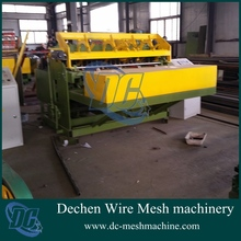 High frequency automatic galvanized welded wire cage for mink machine made in China
