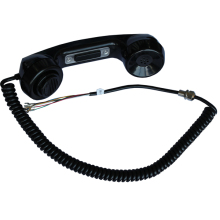 Zhejiang Manufacturing First rate quality cell phone handset anti radiation PTT telephone handset A15