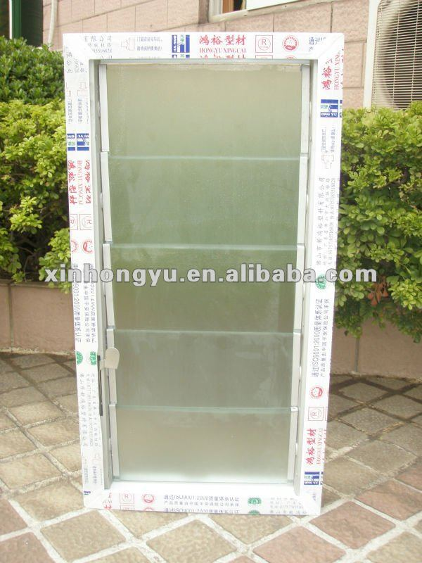upvc air ventilation window