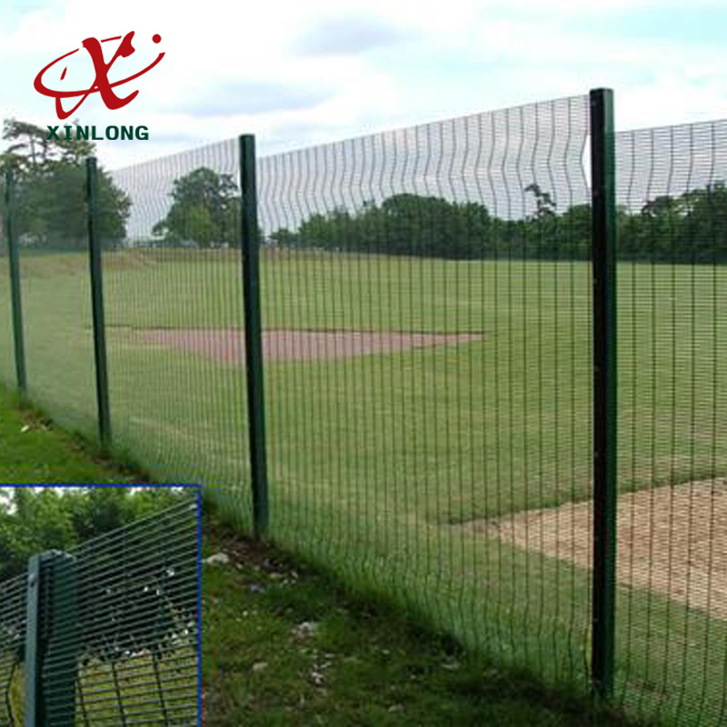 anti cut fencing/358 wire mesh fence