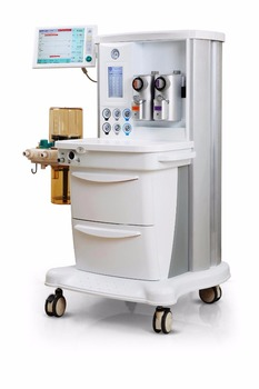 Best quality hospital equipment 15 inch LCD screen anaesthesia machine