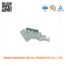 OEM Nanfeng manufacture galvanized condenser end plate fittings