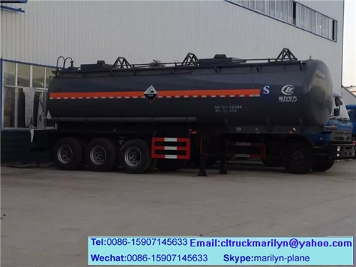 heavy oil tanker trailer price oilfield trailers 25 tons fuel tanker trailer