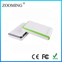 2015 new products mobile power banks 10000mAh mobile power flashlight function power bank supplier