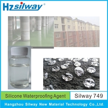New product Silway 749 waterproofing additive sealer for concrete or fiber cement boards of Higih Quality
