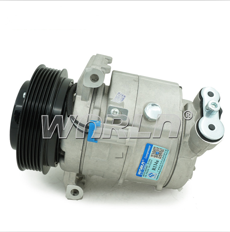 AUTO <strong>AC</strong> COMPRESSOR For Chevrolet Cruze CVC 1.6 13250596 13250601 13271258 13376447 101150167 96966630