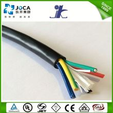 VDE 0281 Standard cable H05VV-F 4x1mm for automatic device 300V