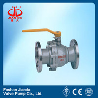 PN10 pfa lined ball valve with great price