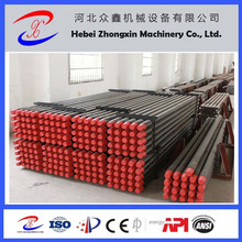 Factory good price oil drilling pipe/drill stem/drill rod for oilfield drilling equipment