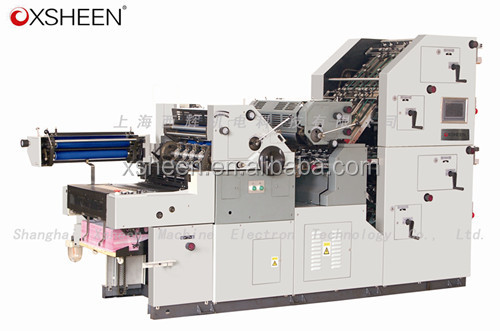 NCR paper printing machine/commercial invoice/recipt printing machine