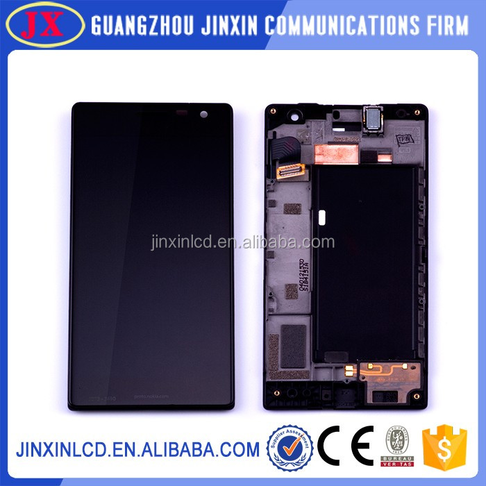 [Jinxin] full test lcd touch screen assembly for nokia lumia 730 oem display