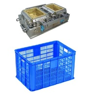 Customer made crate mould for mineral water & soft drink