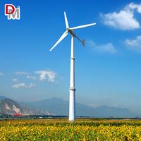 Top Quality 10KW Wind Turbine/Wind Generator With NSK Bearing