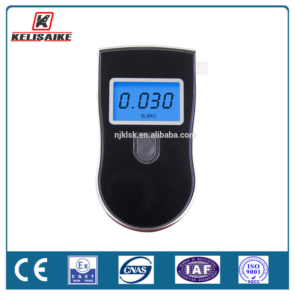 Accurate LCD display drive safety digital wine alcohol tester