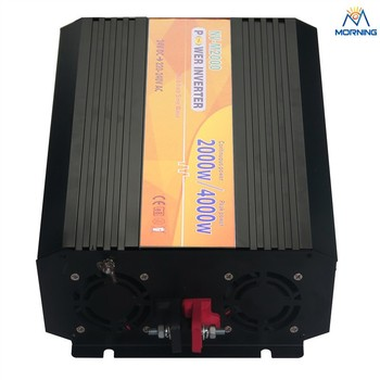 ME-M2000-122 2000W modified sine wave solar power inverter 12V 220V