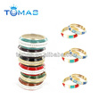New arrival zinc alloy enamel rhinestone bangle
