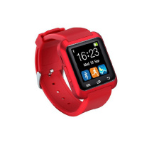 2015 hot selling andriod smart watch bluetooth phone U8 watches men mede in shenzhen support android cellphone led smartwatch