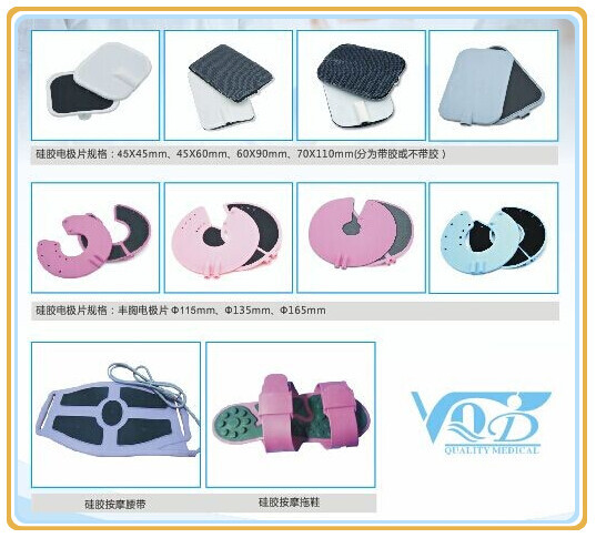 medical Monitoring Electrodes/disposable ecg electrodes/EKG electrodes