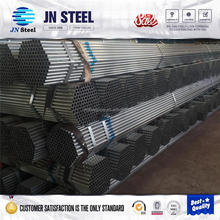 ASTM A53 sch 40 fast construction materials galvanized tube price list
