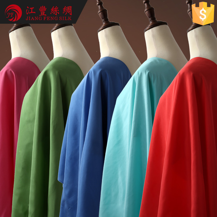 M3 Guangzhou 100% Mulberry silk type fabric materials silk