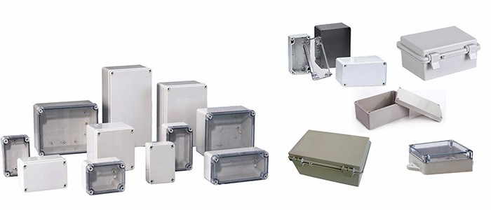 Wholesale Plastic Ip65 Ip66 Ip67 Ip68 Outdoor PVC Waterproof Electrical Junction Boxes